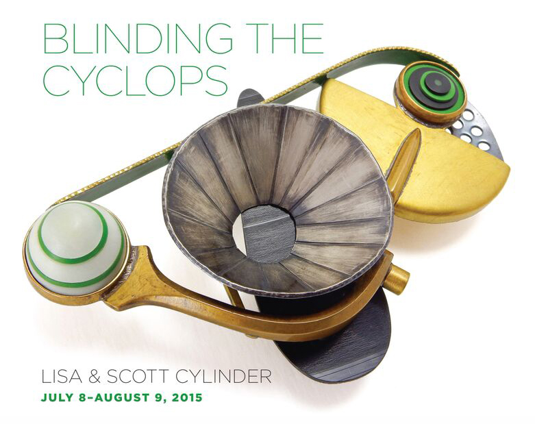 Lisa Scott Cylinder Blinding the Cyclops - Velvet da Vinci