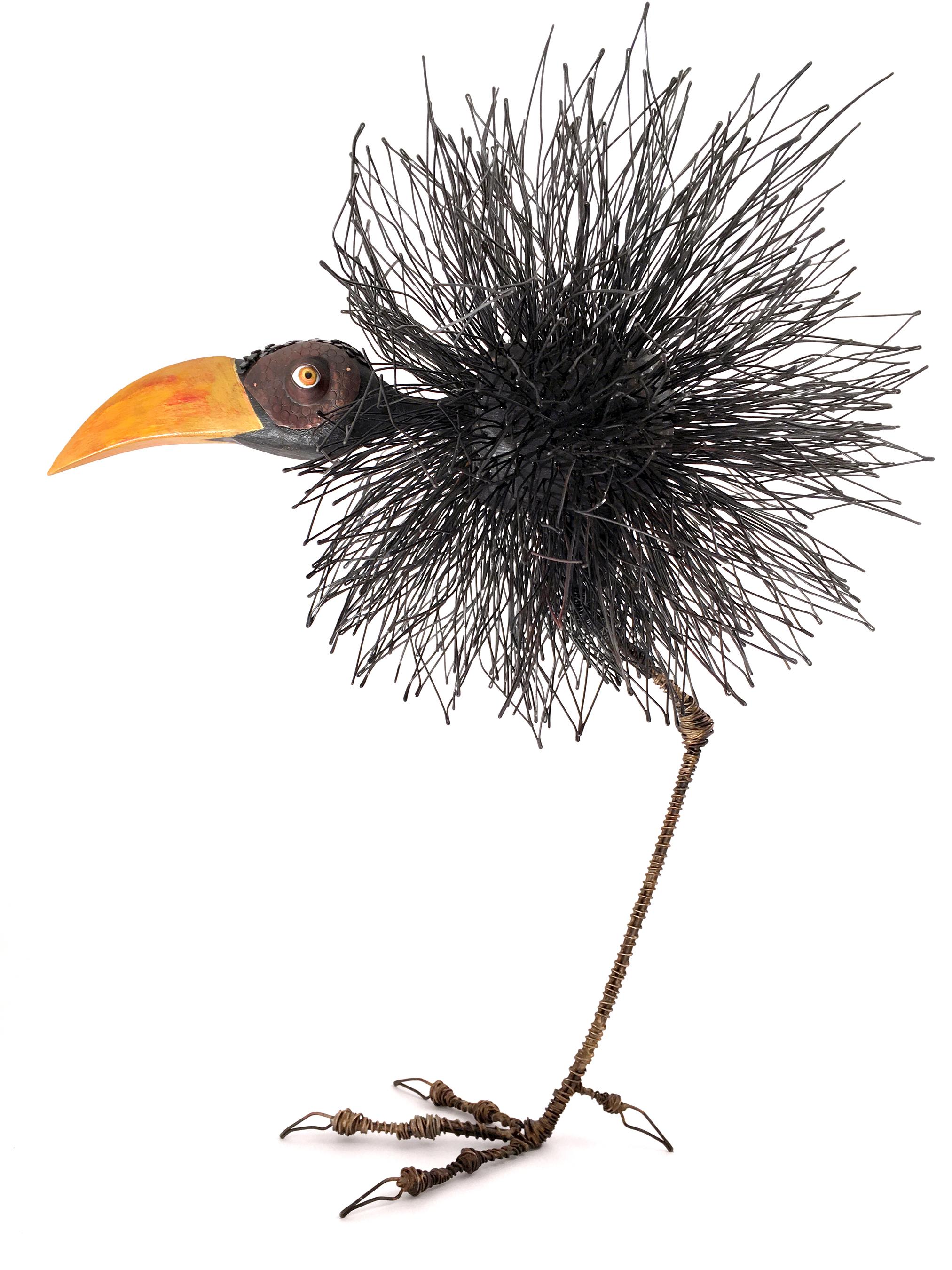 Tom Hill Birds Velvet Da Vinci