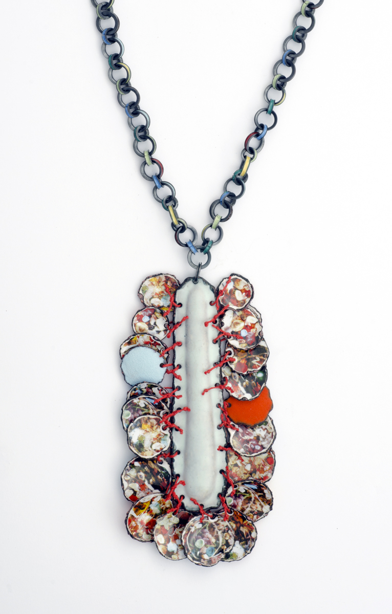 Kathleen Browne Spectacle Necklace