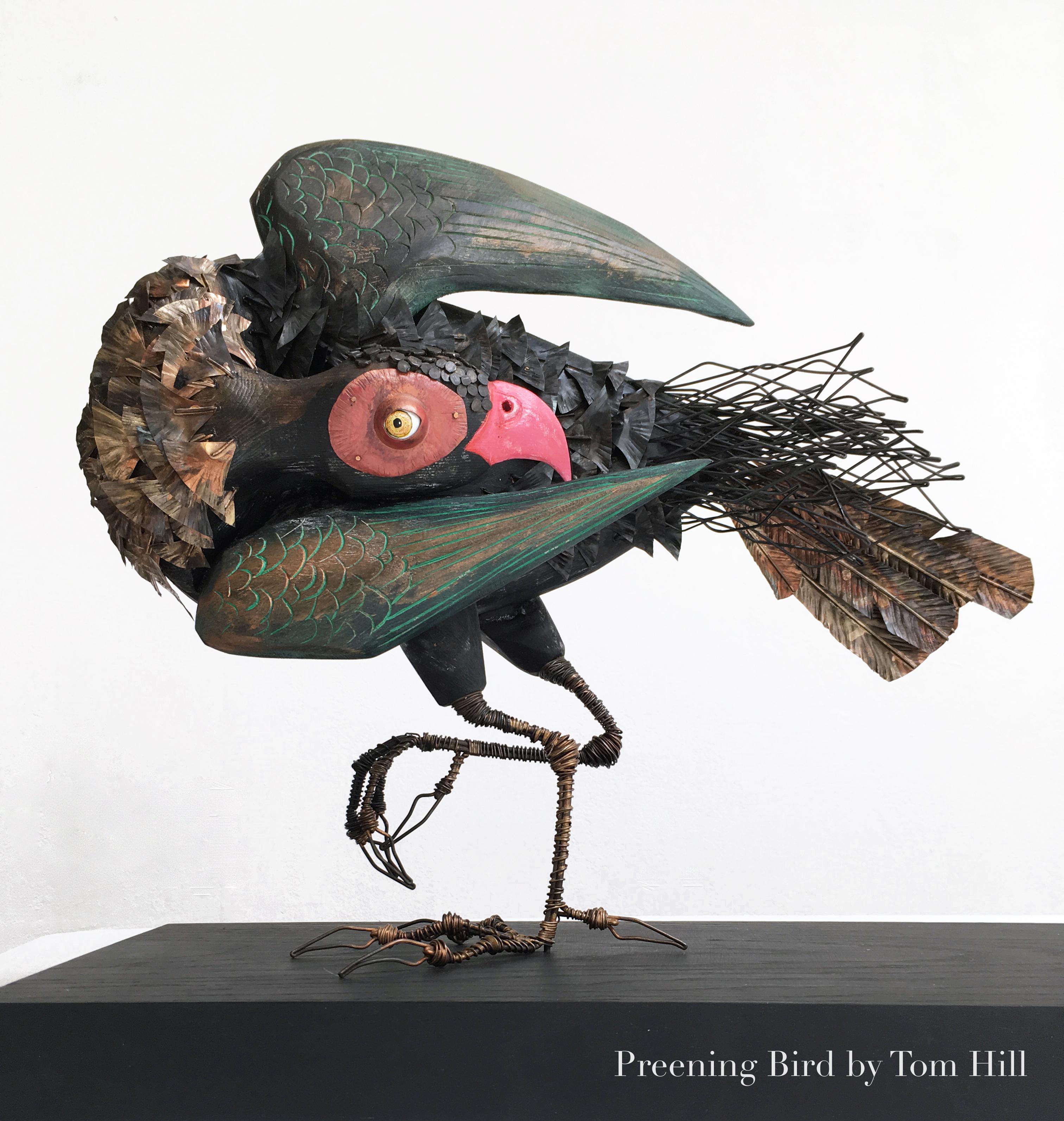 preeningbird