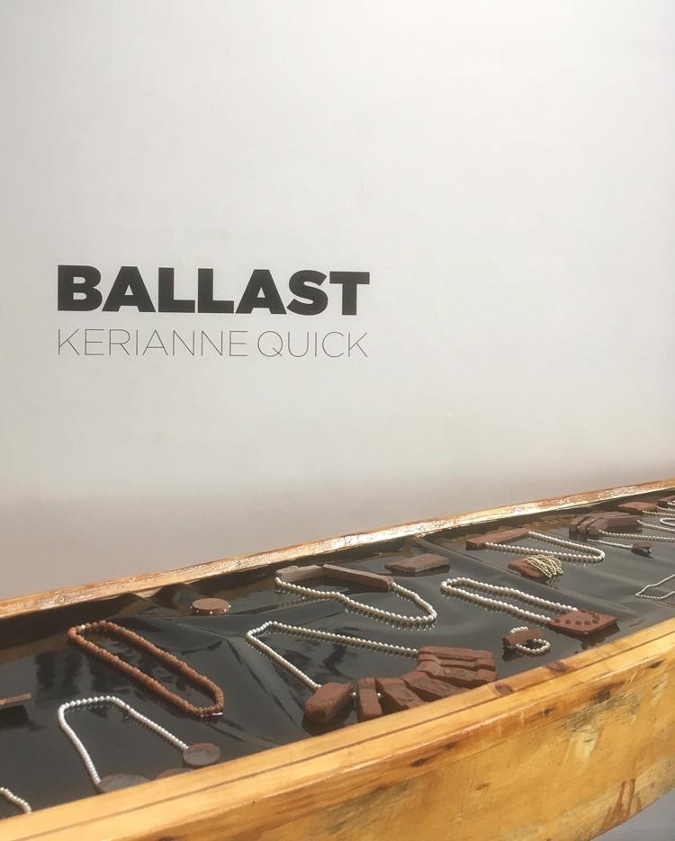 Ballast Installation