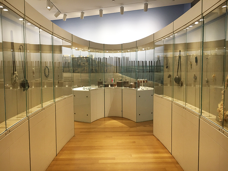 Installation View, Museum of Arts and Design, New York City